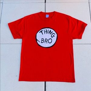 Thing bro t-shirt